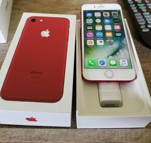Apple iPhone 7 Plus (PRODUCT) RED 256GB